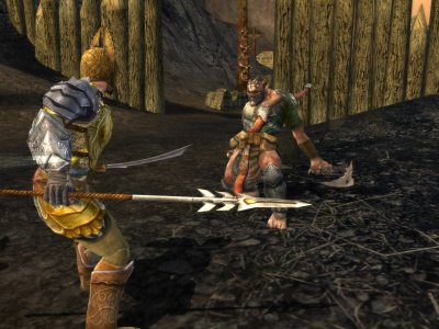Lord Of The Rings Online Review Gamespot